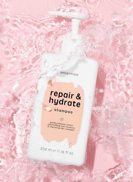 Georgiemane Georgiemane - Repair & hydrate Shampoo 330ml
