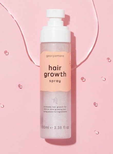 Georgiemane Georgiemane - Hair Growth Spray 100ml