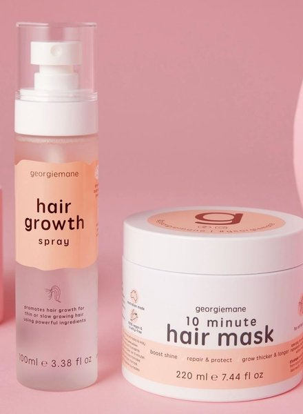 Georgiemane Georgiemane - Hair growth Bundle