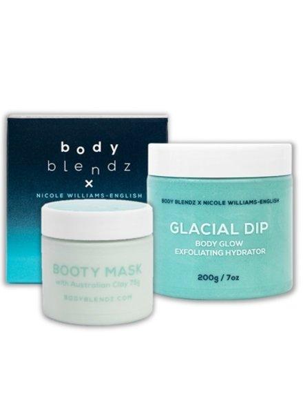 Bodyblendz Booty & Bodyscrub Set