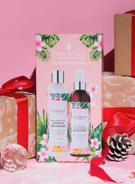 Flora & Curl Flora & Curl - Hydrate Me Duo Gift Set