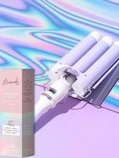 DE HAR DE HAR - Deluxe Hair Waver Combo inkl. Heat Spray/ Bag & Adapter