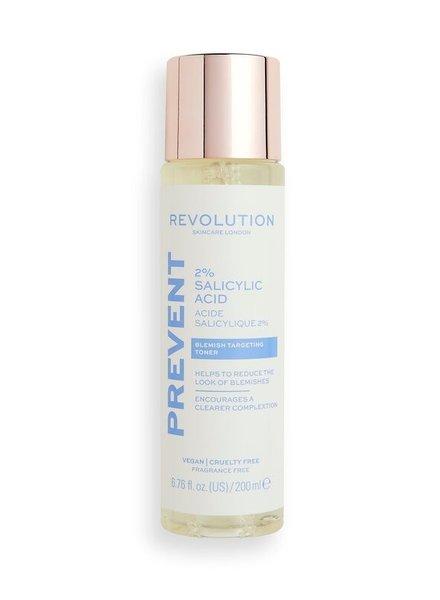 Revolution Beauty London Revolution Skincare - 2% BHA Salicylic Acid Toner