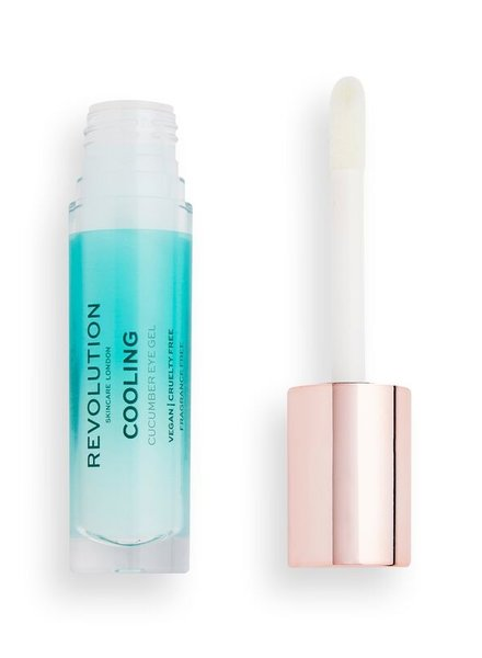 Revolution Beauty London Revolution Skincare - Cooling Cucumber Eye Gel