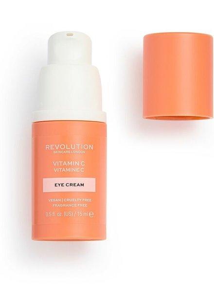 Revolution Beauty London Revolution Skincare - Vitamin C Brightening Eye Cream