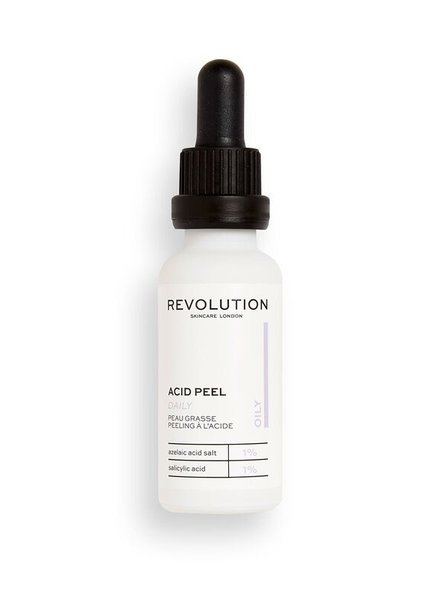Revolution Skincar Revolution Skincare - Oily skin Peeling Solution