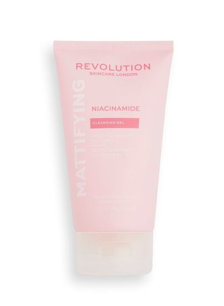 Revolution Beauty London Revolution Skincare - Niacinamide Mattifying Cleansing Gel