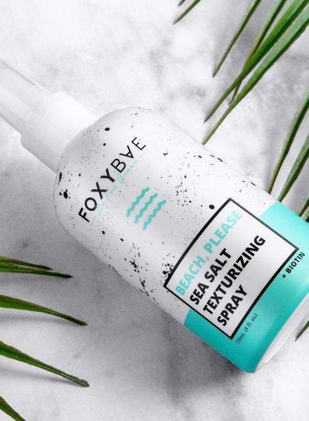 FOXYBAE FOXYBAE - Beach, Please Sea Salt Texturing Spray