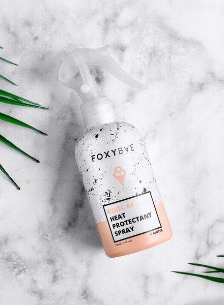 FOXYBAE FOXYBAE - Cool AF Heat Protectant & Biotin Spray