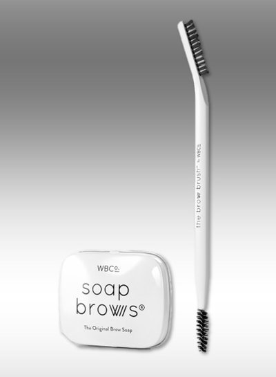 Westbarn Co. Westbarn Co. Brow Brush & Soap Duo