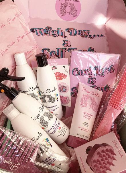 Rizos Curls Rizos Curls - VIP Curl Love Is Self Love Box