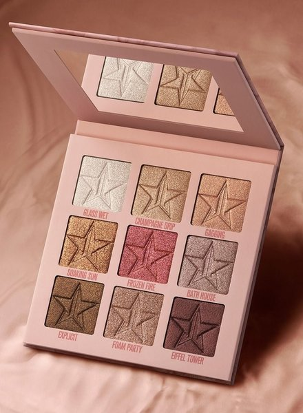 Jeffree Star Jeffree Star Cosmetics - Mini Orgy Palette