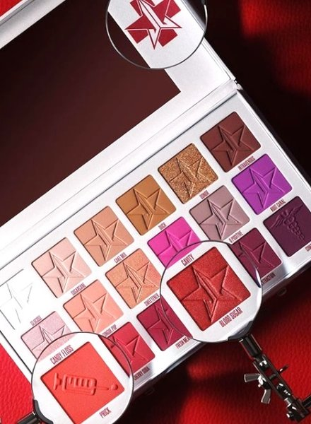 Jeffree Star Jeffree Star Cosmetics - Blood Sugar Anniversary Palette