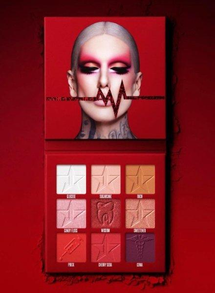 Jeffree Star Jeffree Star Cosmetics - Blood Sugar Mini Palette