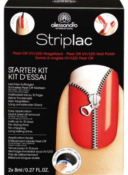 Alessandro Alessandro Striplac Starter Kit Free +1 Striplac