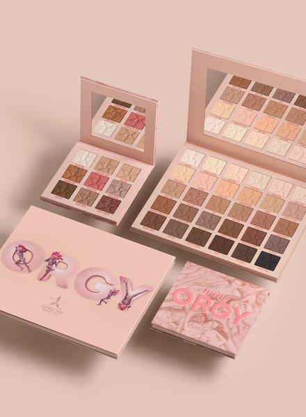 Jeffree Star Jeffree Star Cosmetics - Orgy Palette Bundle