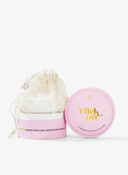 The Quick Flick The Quick Flick - Reusable Makeup Remover Pads