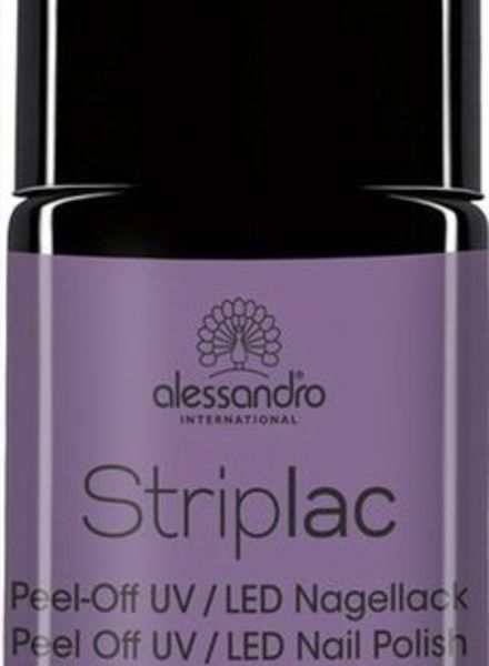 Alessandro alessandro international striplac number 34 silky mauve