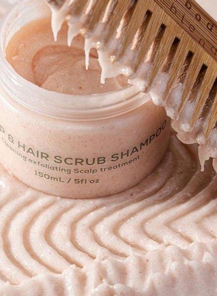 Bodyblendz Bodyblendz - Scalp & Hair Scrub Shampoo