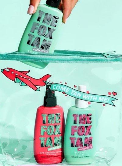 The Fox Tan AKTION!!! The Fox Tan - The Jetsetter Set