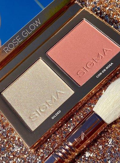 Sigma Beauty® Sigma Beauty - Rose Glow Cheek Duo