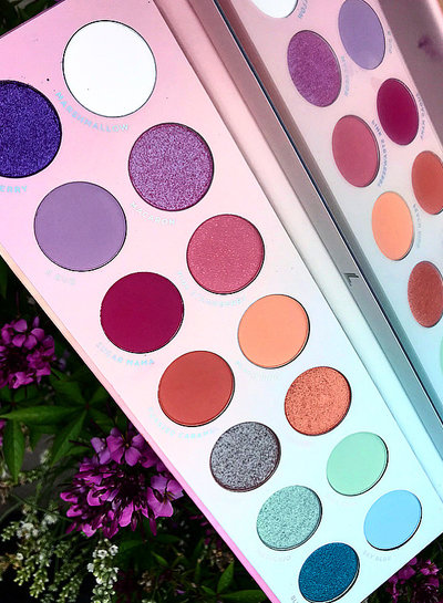 Laura Lee L. A. Candy Skies Color Palette