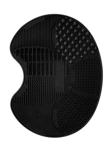 Sigma Beauty® Sigma Beauty - Express Brush Cleaning Mat - Black