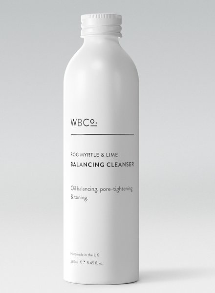 Westbarn Co. Westbarn Co. Myrtle & Lime Balancing Cleanser 250ml Refill