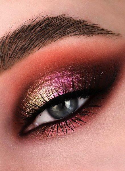 Karla Cosmetics Karla Cosmetics - Opal Multichrome Loose Eyeshadows - Romance
