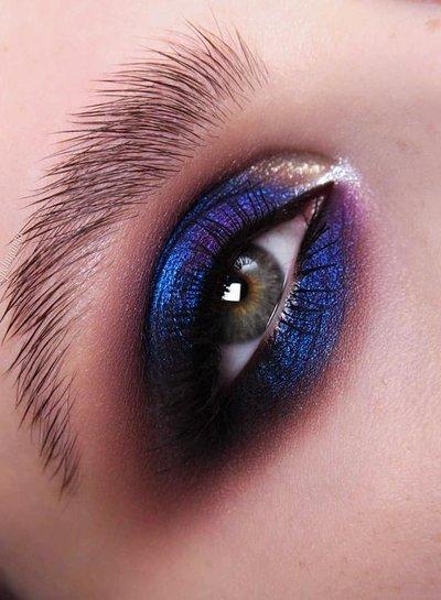 Karla Cosmetics Shadow Potion Gel Eyeshadow - Midnight