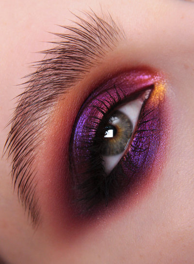 Karla Cosmetics Shadow Potion Gel Eyeshadow - Night Terror