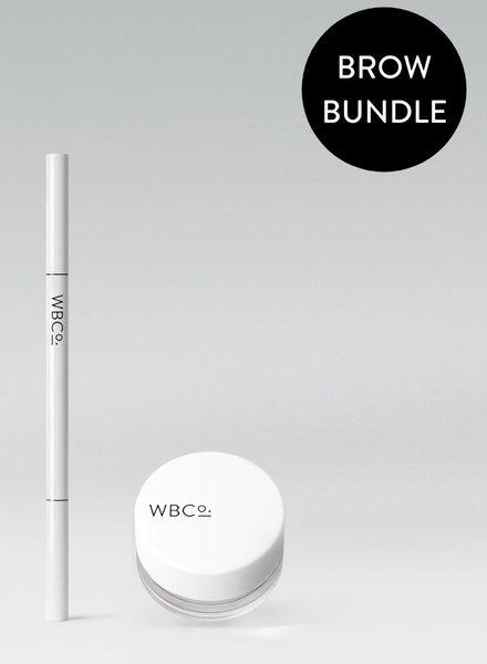 Westbarn Co. Westbarn Co. - Brow Pomade & Brow Pencil Bundle