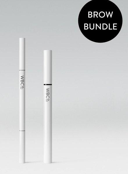 Westbarn Co. Westbarn Co. - Brow Hair Pen & Brow Pencil Bundle