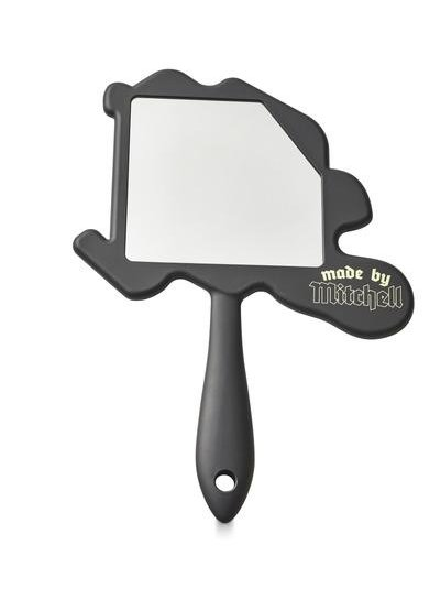 Made by Mitchell Make Up Hand Mirror