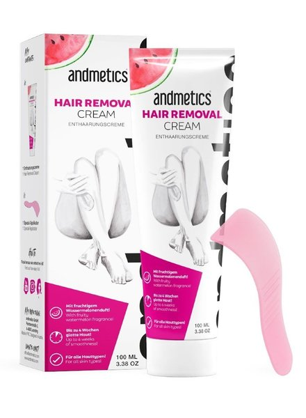 andmetics andmetics - Enthaarungscreme 100 ml