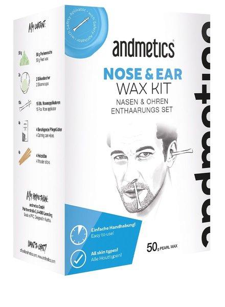 andmetics andmetics - NOSE & EAR Wax Kit