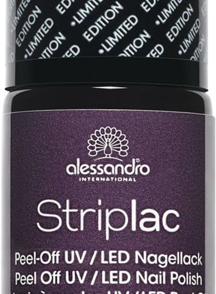 Alessandro alessandro international striplac dark violet 2007