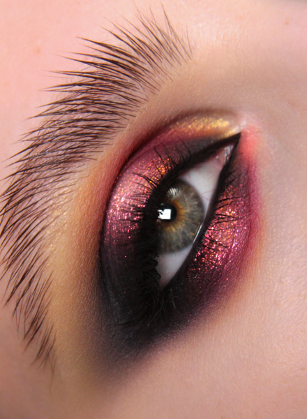 Karla Cosmetics Karla Cosmetics - Opal Multichrome Loose Eyeshadows - Pillow Fight