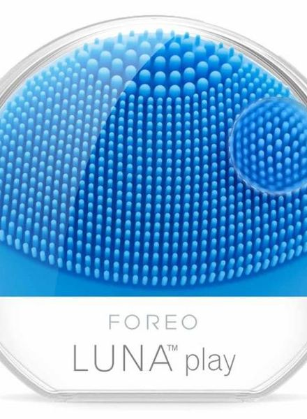 FOREO LUNA play Reinigungsbürste - Aquamarine