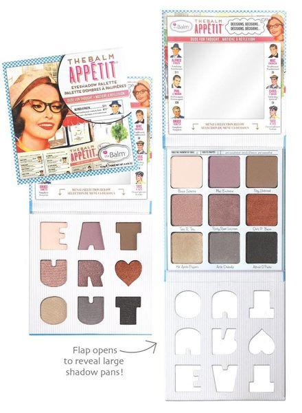 TheBalm thebalm Appétit Eyeshadow Palette