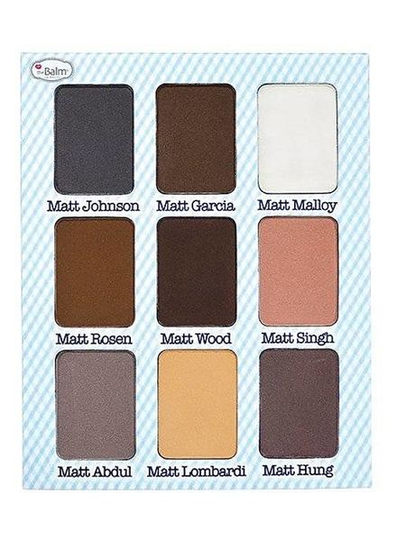 TheBalm theBalm Meet Matt(e) Nude the Nude Matte Eyeshadow Palette