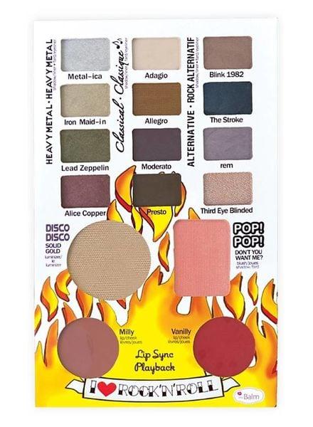 TheBalm theBalm Balmjovi® Face Palette