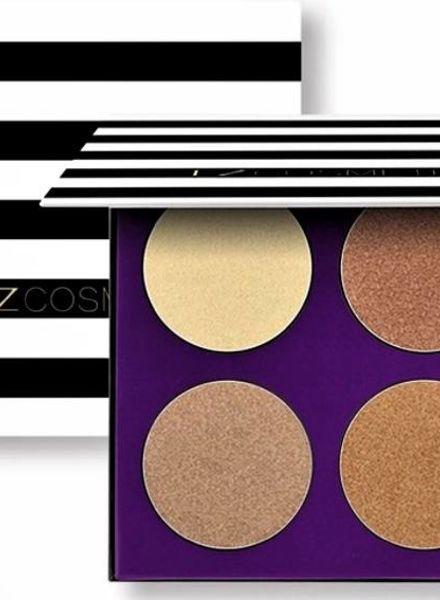 TZ Cosmetics TZ Cosmetics Luminous start bronzer&highlighter