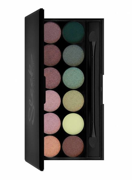 sleek make up Sleek i-Divine Eyeshadow Palette - garden of eden