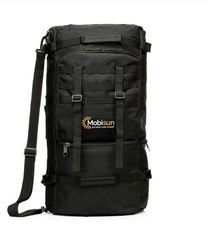 Mobisun 60L backpack army bag backpack Mobisun