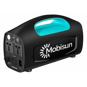 Portable Solar Generator/Accu | Draagbaar stopcontact 230V / 500W / 666Wh | Mobisun