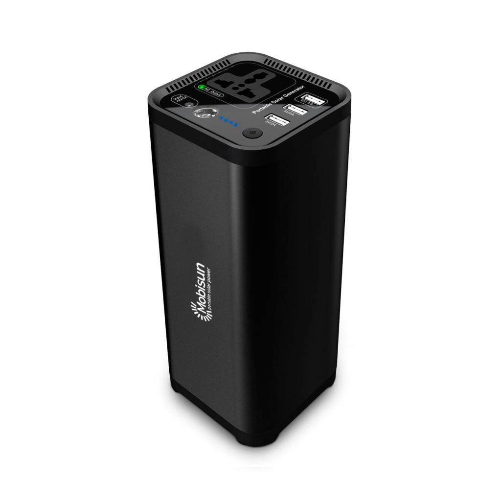 Mobisun Universele Laptop Powerbank 120W / 154Wh  | Mobisun