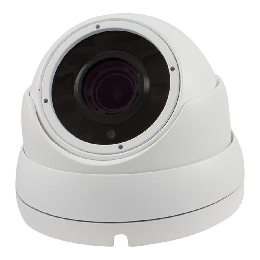 CHD-5MD1-W - 5.0 MegaPixel IP camera met PoE - Wit