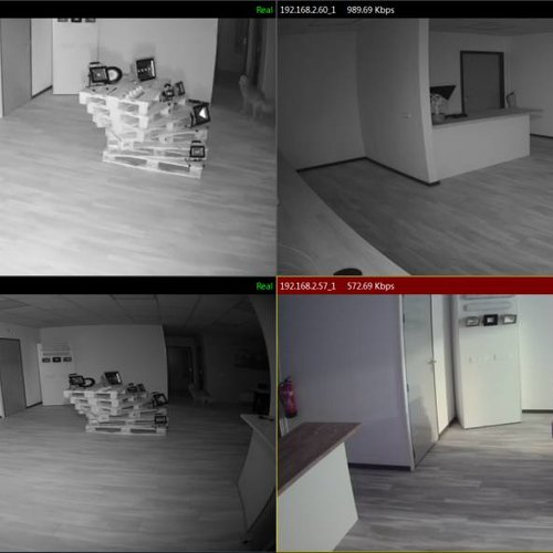 Neview CHD-ST-B7 - Starlight 1080p IP camera met PoE
