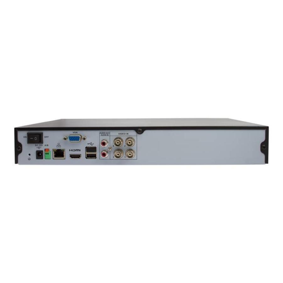 CC-XVR08 - 720p HD recorder voor 8 camera's